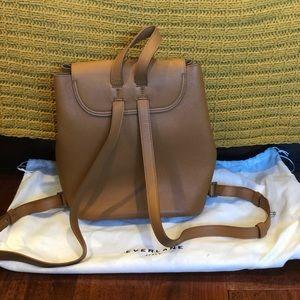 Everlane Bags - Everlane Petra Backpack in Camel